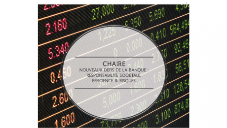 chaire banque